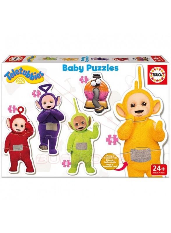 Baby puzzles Teletubbies