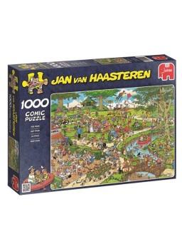 Puzzle 1000 Piezas comic En el Parque