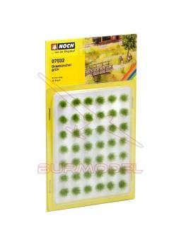 Manojos de hierba XL florido verde