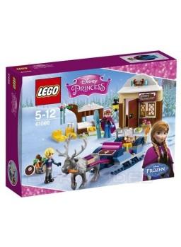 Lego Disney Aventura en trineo de Anna y Kristoff