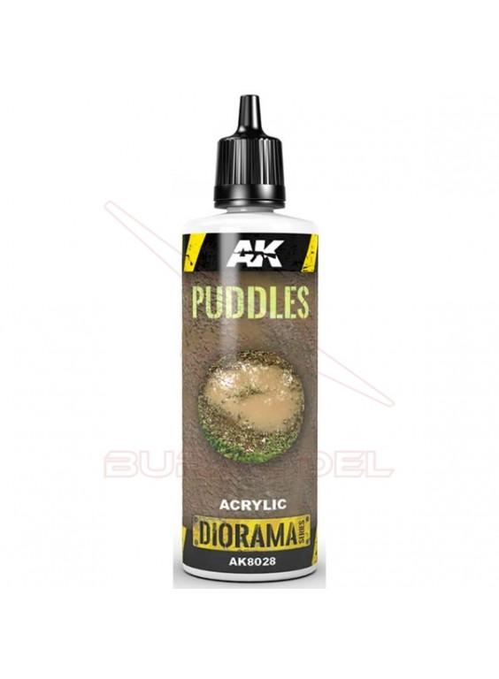 Efecto para realizar charcos Puddles 60ml