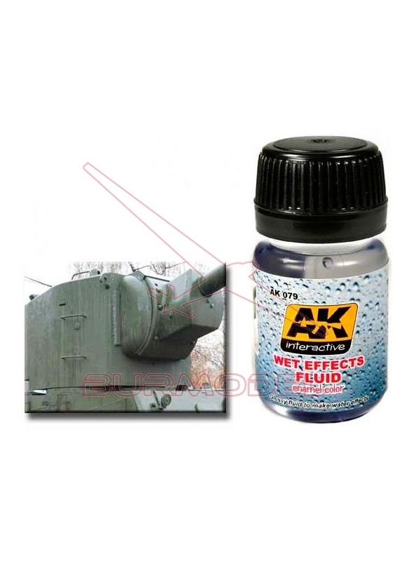 Fluido de efectos húmedos 35 ml
