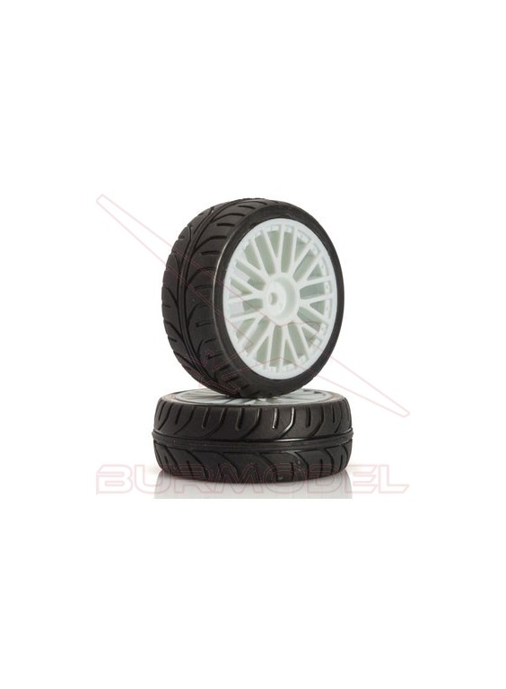Neumáticos con llanta radial S10 Blast (pareja)