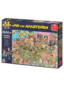 Puzzle 1000 piezas Pop Festival