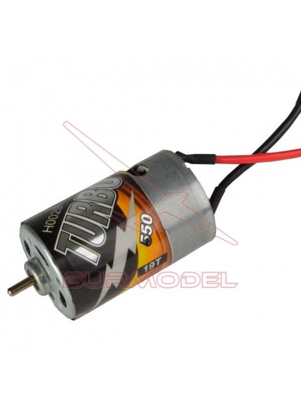 Motor Eléctrico 550 19T Brushed