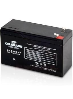 Batería plomo 12V 7A