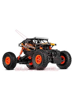 Coche de rc Crawler 1:18 2,4GHz