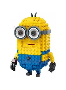 Kit para montar mini block Kevin minions