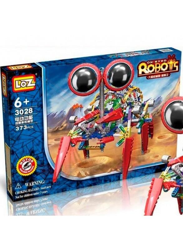 Robot para construir con 373 piezas
