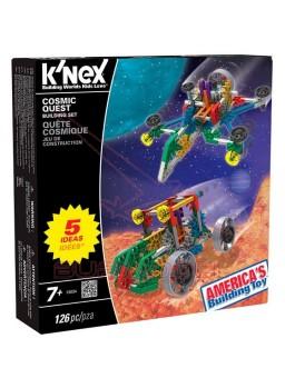 Knex aventura cosmica 5 en 1 126 piezas