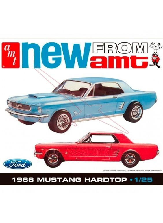 Maqueta AMT Ford Mustang 1966 1/25