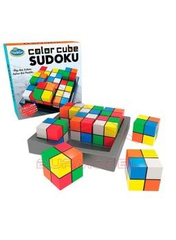 Juego de mesa color cube Sudoku