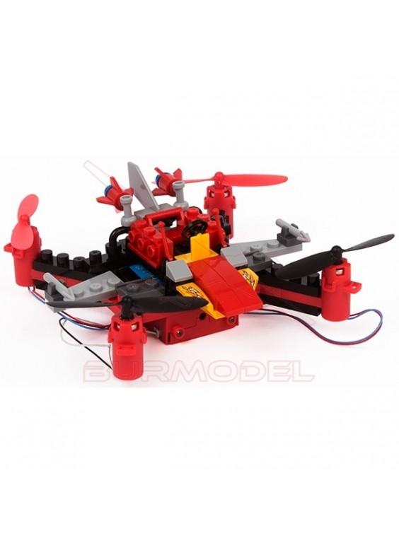 Kit para montar dron radio control