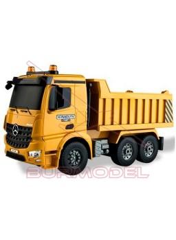 Camión Dumper Heavy Duty