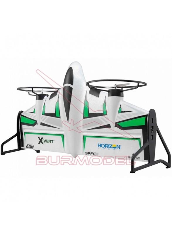 Avión RC todo incluido X-Vert Vtol RTF