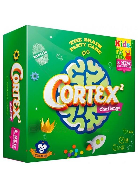 Juego de mesa Cortex Kids 2 (Verde)
