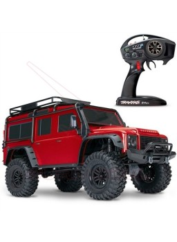 Traxxas Crawler Land Rover Defender
