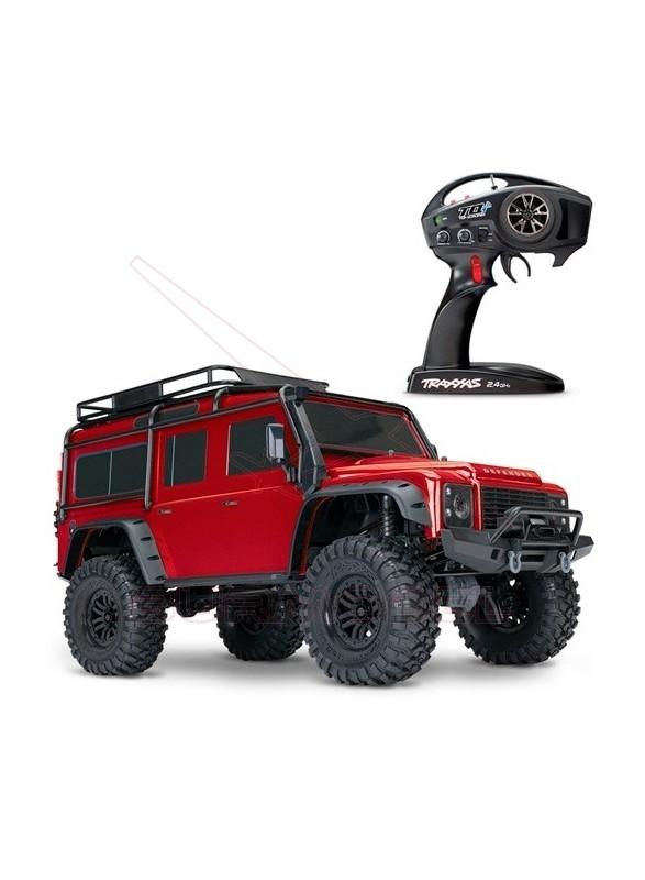 Traxxas Crawler Land Rover Defender