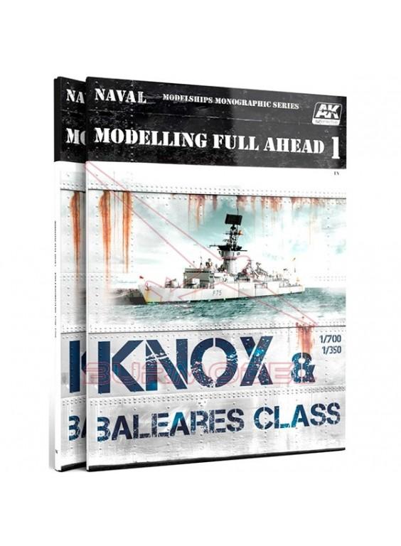 Revista naval modelling full ahead 1