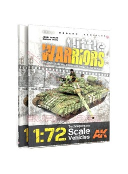 Técnicas para vehiculos escala 1:72 little warrior