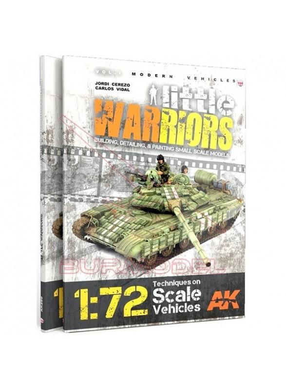 Técnicas para vehiculos escala 1:72 little warrior