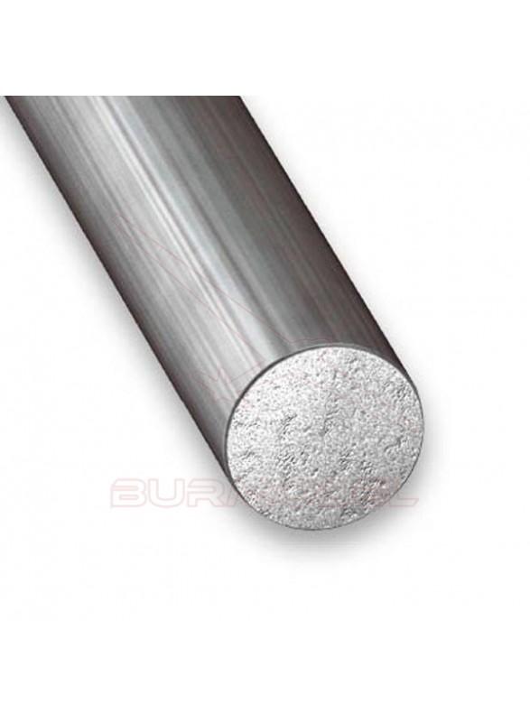 Redondo de acero (cuerda de piano) 2,5 mm (1metro)