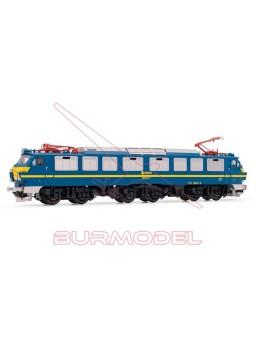 Locomotora Renfe 251.015 Azul y amarillo IV 1/87