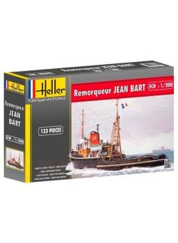 Remolcador Jean Bart 1/200 con 123 piezas