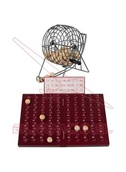 Loteria Bingo Madera