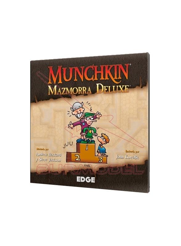 Juego de mesa Munchkin Mazmorra deluxe