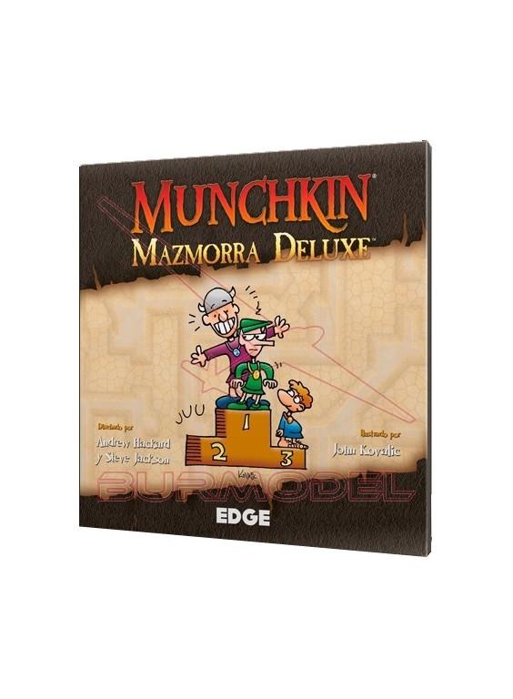 Expansión Munchkin Mazmorra deluxe