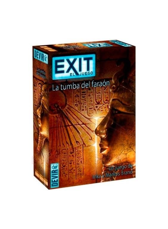 Juego de mesa Exit La Tumba Del Faraon