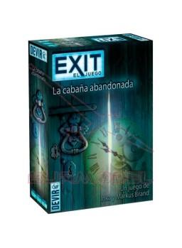 Juego de mesa Exit La Cabaña Abandonada