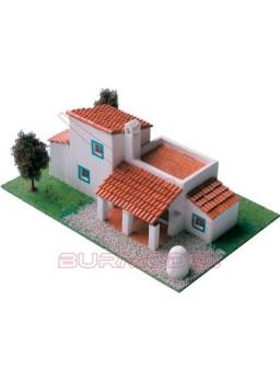 Kit de construcción casa típica ibicenca