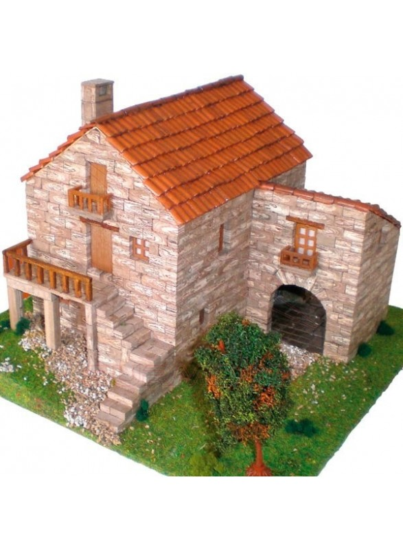 Casa típica Gallega
