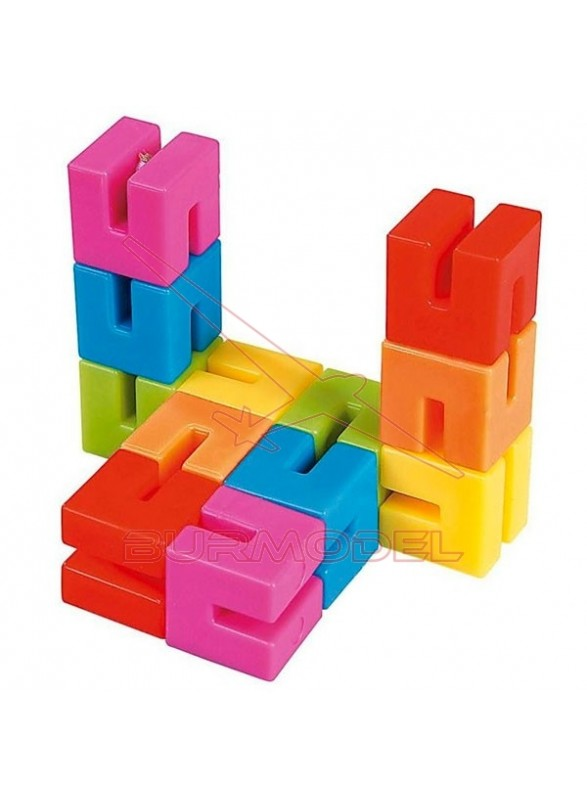 Flex Puzzler. Juego de ingenio con 80 retos