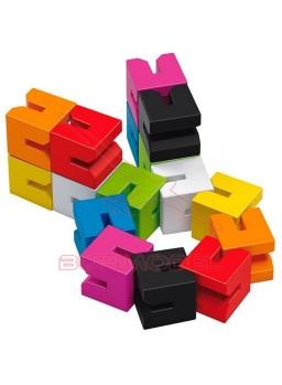 Flex Puzzler XL. Juego de ingenio con 80 retos
