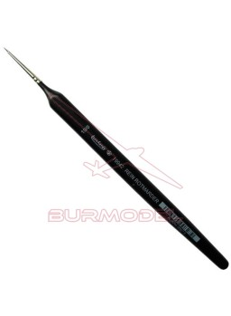 Pincel Marta Roja triangular 10/0