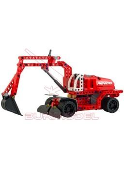 Ninco Tecnic Excavadora para montar 213 pzs