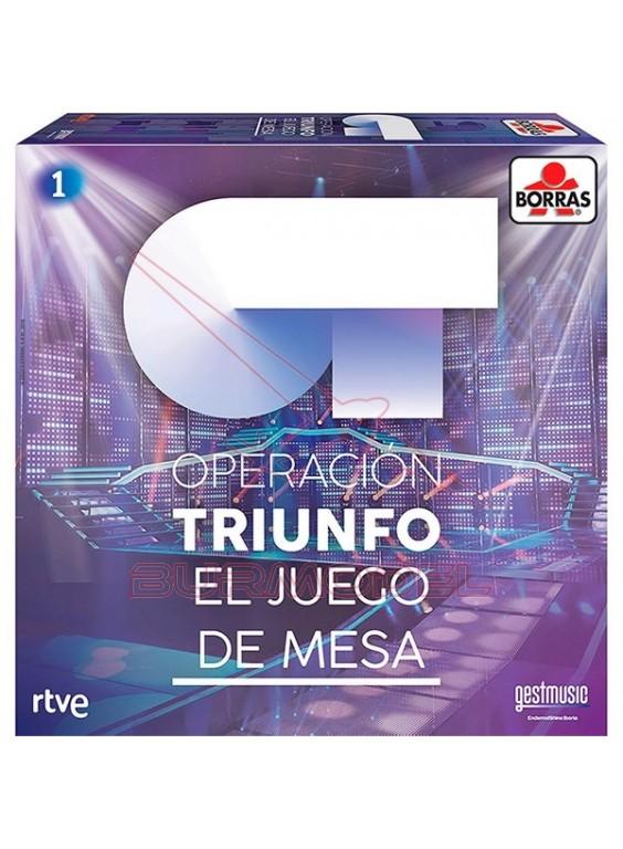 OT Operación triunfo el juego