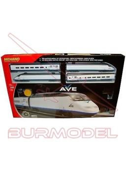 Set iniciación Circuito AVE Tren escala 1/87 H0