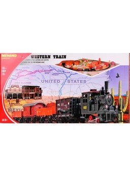 Set iniciación Circuito Western Train 1/87 H0