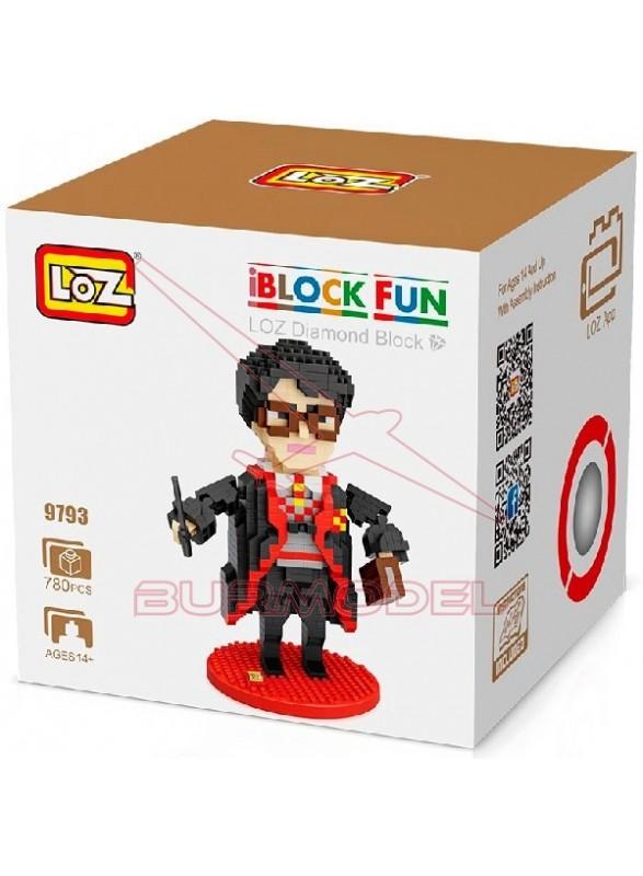 Harry Potter 780 bloques. Kit para montar Loz