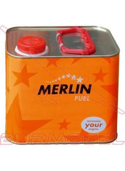 Combustible Merlin Fuel 5% 2,5 litros
