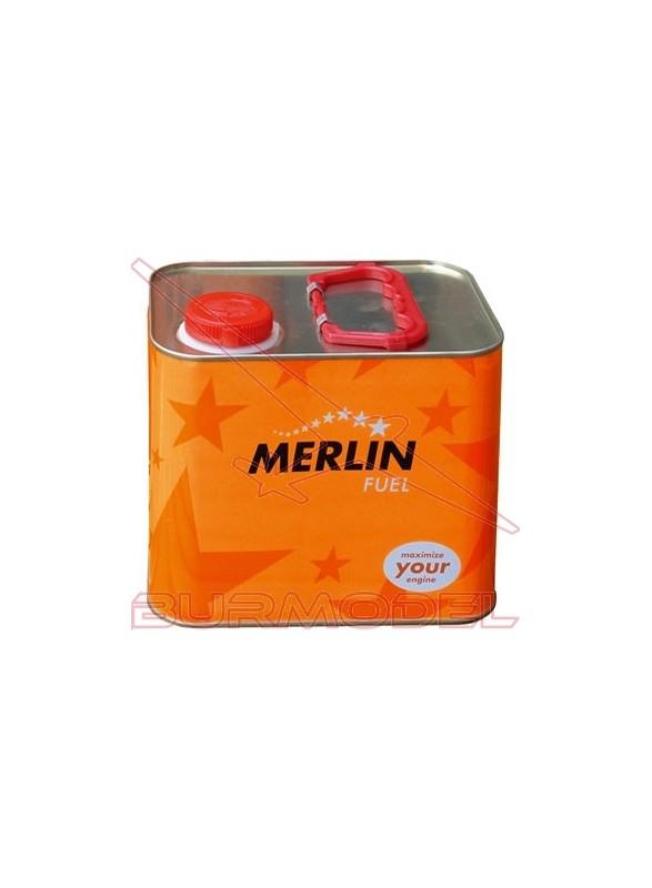 Combustible Merlin Fuel 5% 2,5 litros