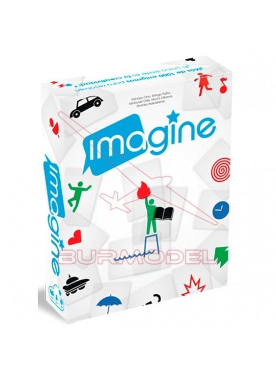Juego de Mesa Imagine