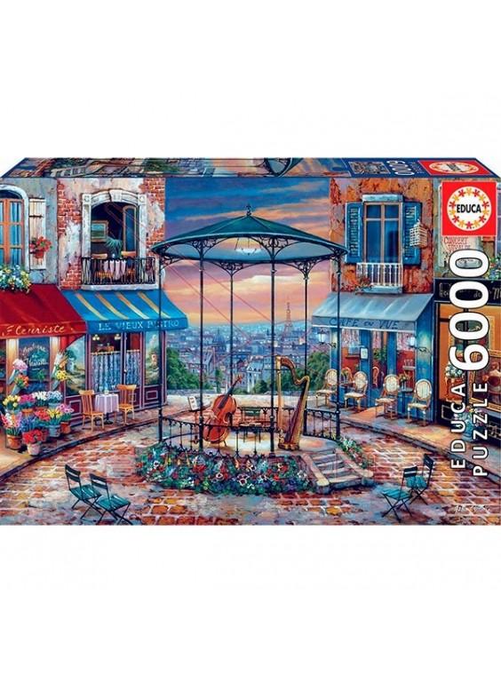 Puzzle 6000 piezas preludio nocturno