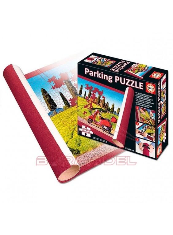 Manta para enrollar puzzles de 500 a 2000 piezas
