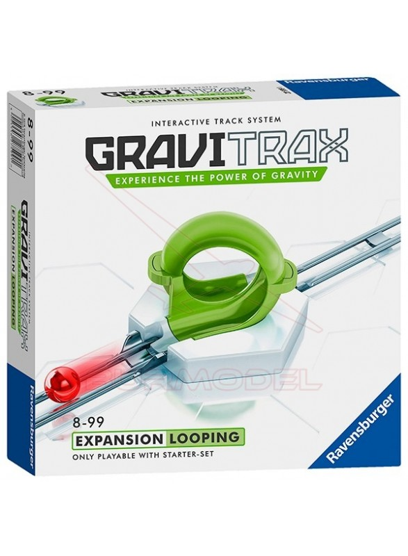 Gravitrax expansion looping