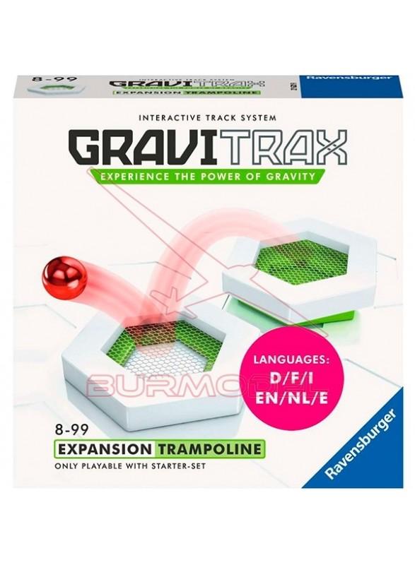Expansión Gravitrax Trampolin